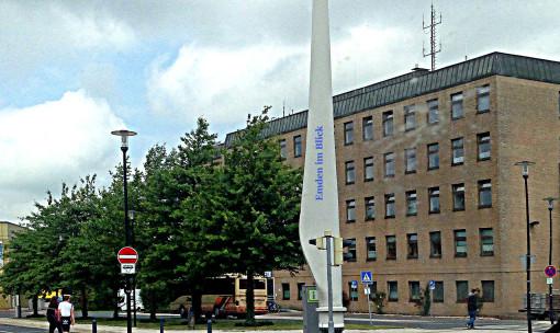 Emden Polizeigebäude
