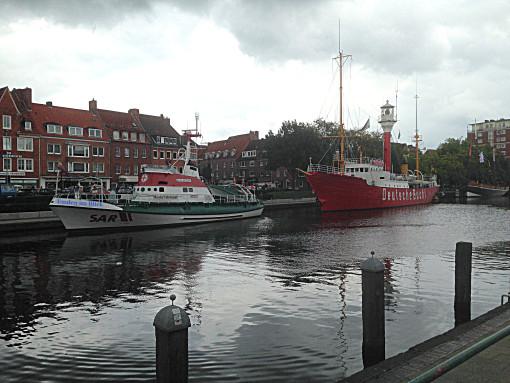 Emden Seenot_Feuerschiff