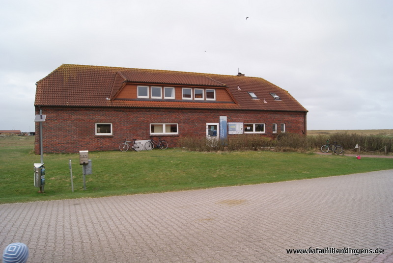 Nationalparkhaus Baltrum