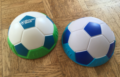 Hover Ball und Klon