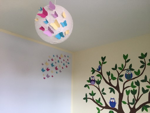 Neue rollos f rs kinderzimmer for Kinderzimmer verdunkeln